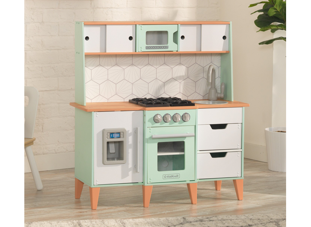 Play Kitchens So Stylish You\'ll Want to Make Over Your Real ...
