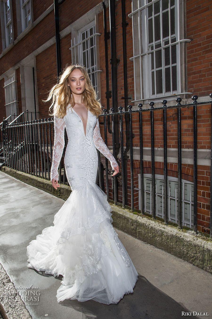 Riki dalal fall wedding dresses u ucmayfairud bridal collection
