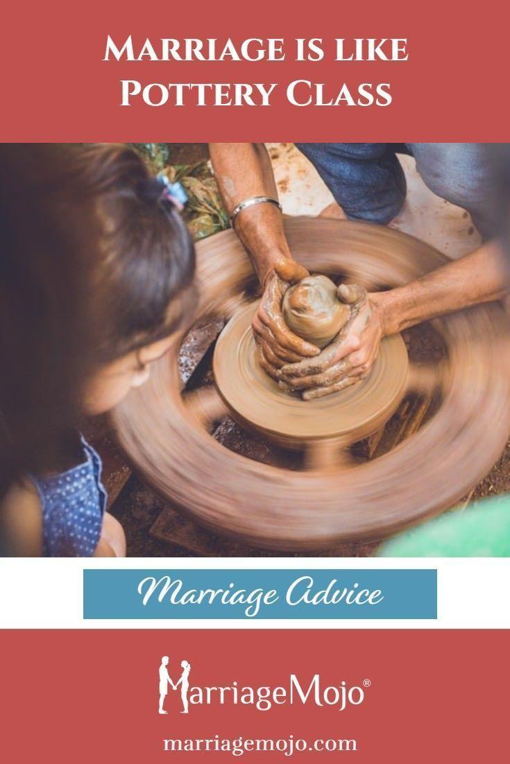 Excellent Snap Shots Pottery Wheel studio Ideas  Excellent Pic Pottery Wheel shapes Thoughts  Marriage is like pottery class #potteryclasses I recen #Excellent #ideas #Pottery #Shots #Snap #studio #Wheel #potteryclasses