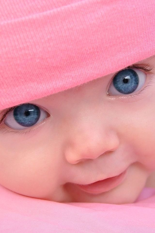 Sweet Baby Girl Cute Baby Wallpaper Blue Eyed Baby Little