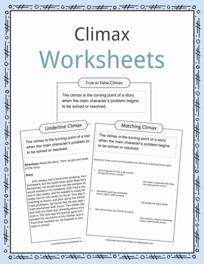 Pin On Literature Worksheets
