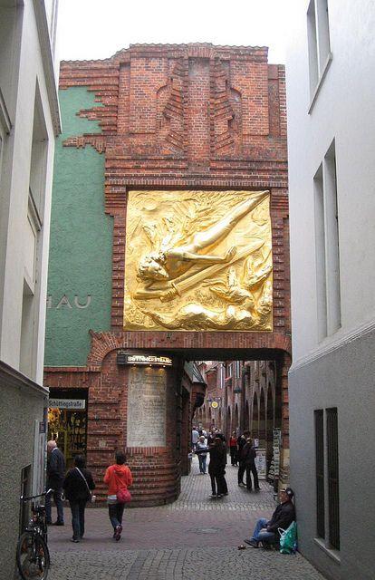 Bremen/Böttcherstraße
