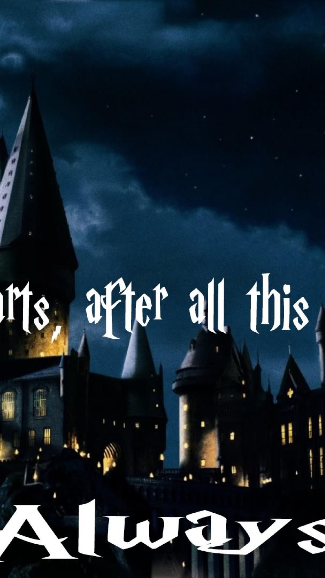Harry Potter Wallpaper Android in 2020 Harry potter
