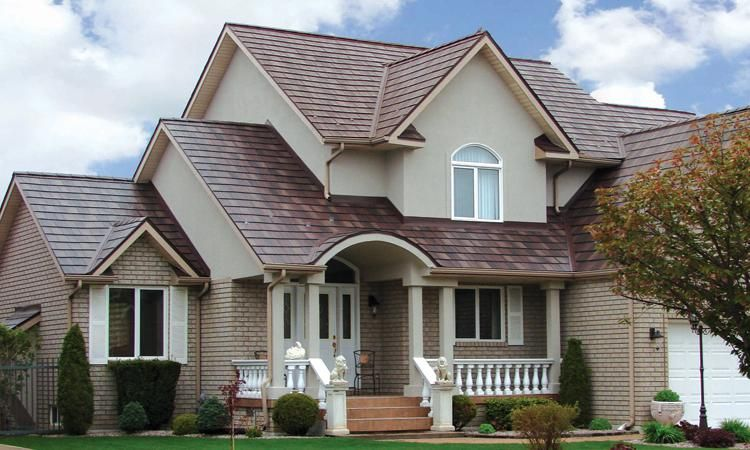 Twin Cities Mn House Styles Siding Styles Steel Roofing