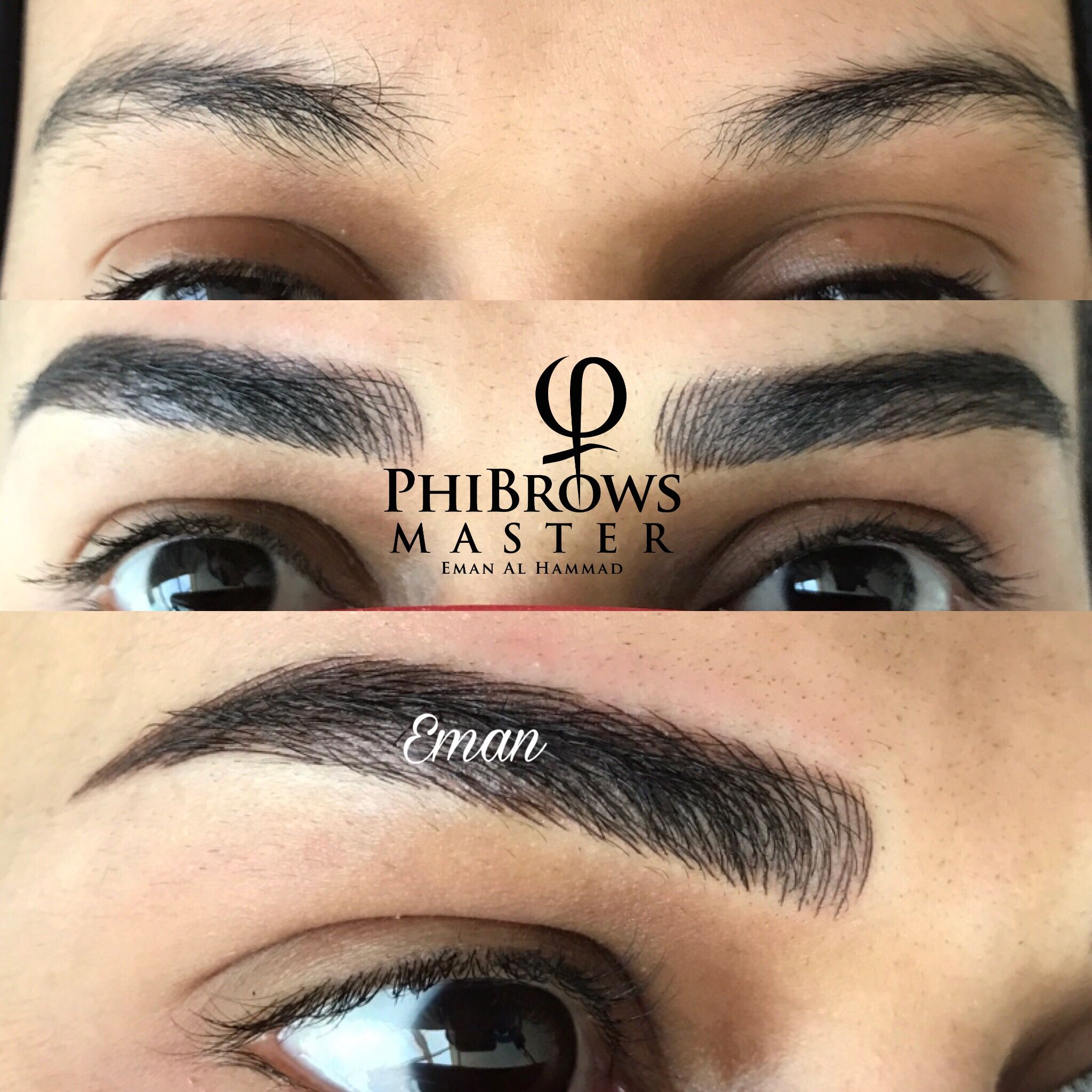 Pin By Gehan On رسم ع الوجه Microblading How To Draw Eyebrows Makeup Before And After