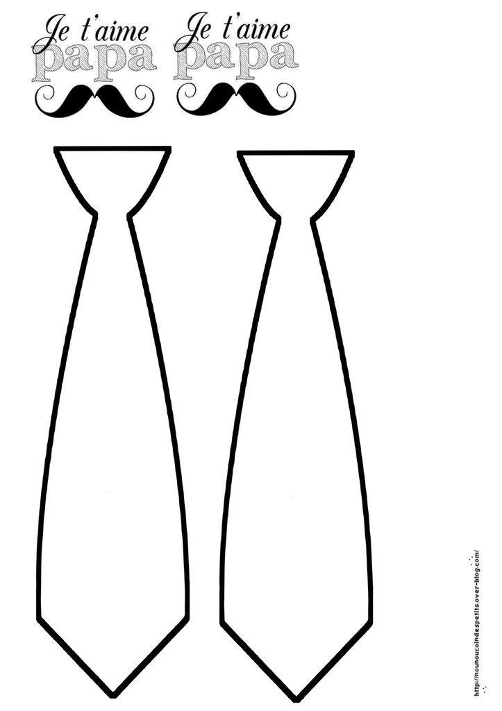 bonne vente de chaussures expédition de baisse le plus fiable La cravate de PAPA | TĒVU DIENA | Bricolage fête des pères ...