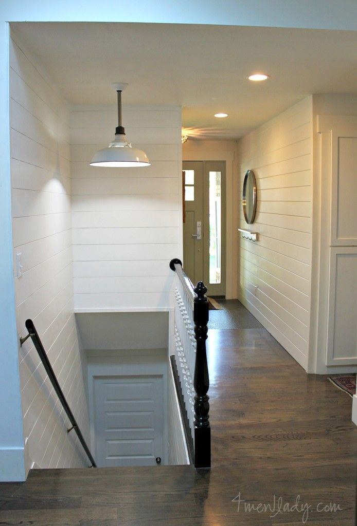 Image Result For Open Stair Rail To Basement