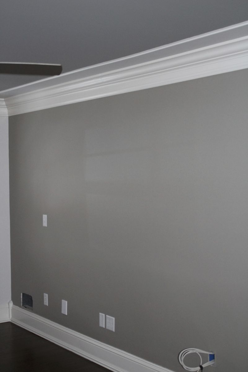 Wall Color Pewter Tankard By Sherwin Williams Home