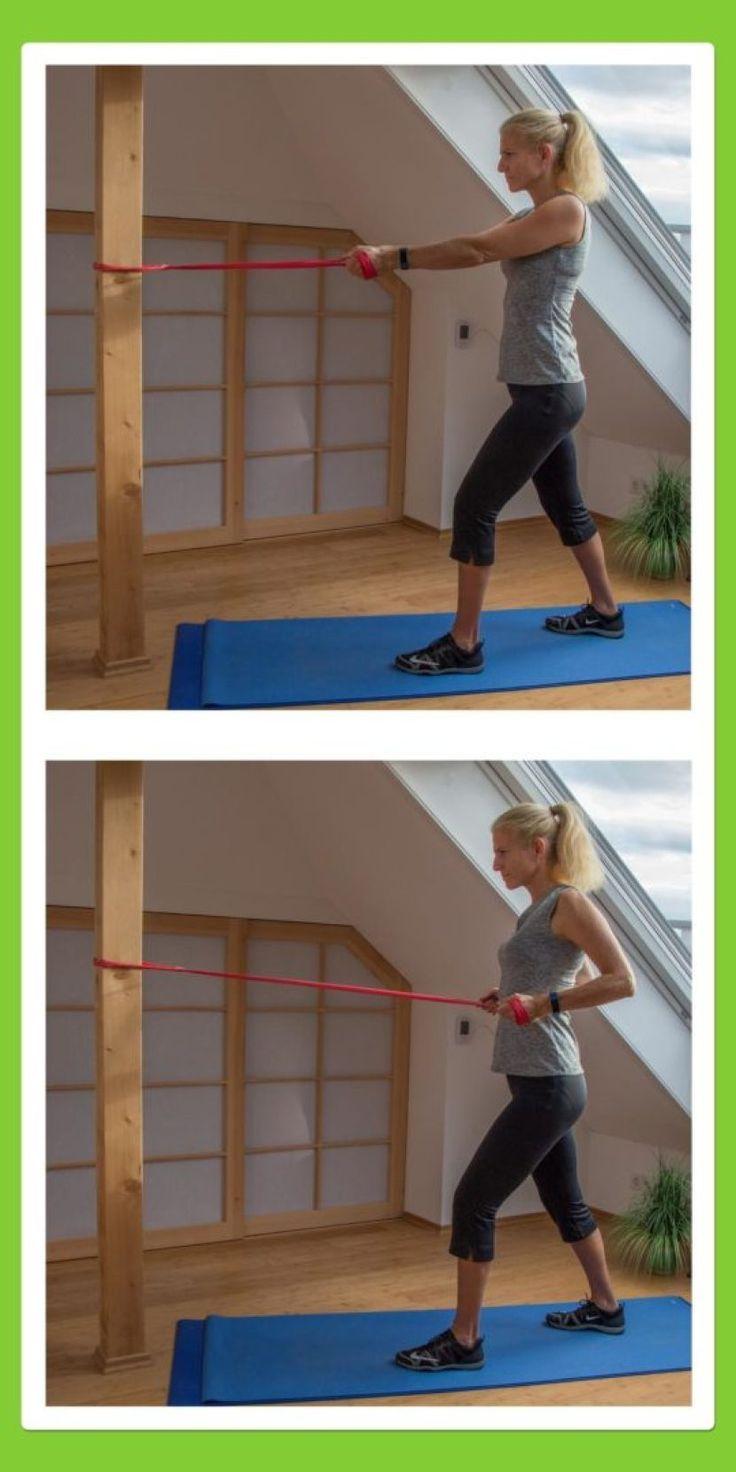 Was hilft gegen Rückenschmerzen - 12 Übungen - Was hilft..