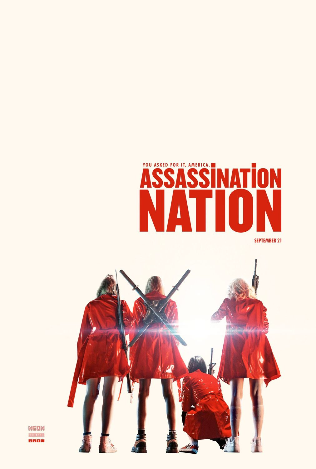 Assassination Nation With Images New Movie Posters Full