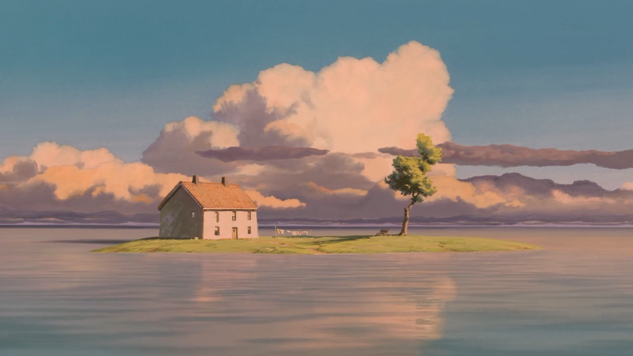 Imgur Post Imgur Scenery Wallpaper Studio Ghibli Background Anime Scenery