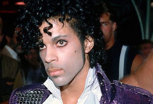 Prince at The Purple Rain Premiere | Prince pics | Prince