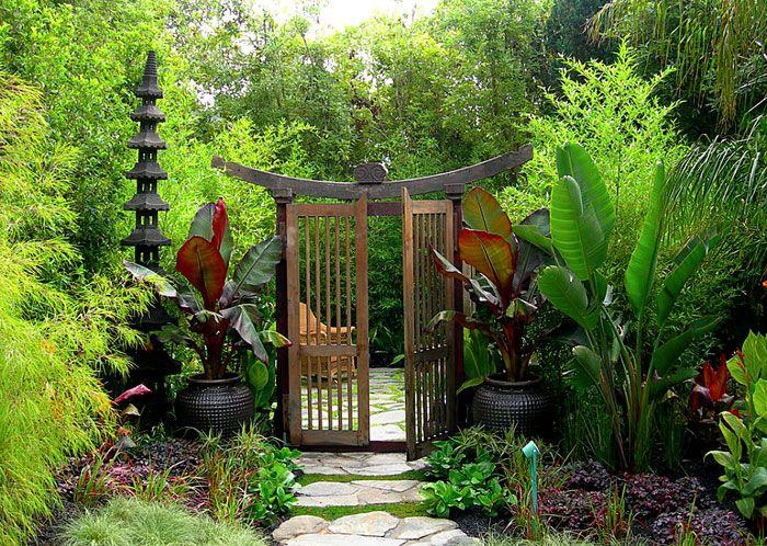 Zen Gardens & Asian Garden Ideas (68 images) | Asian garden, Garden ...