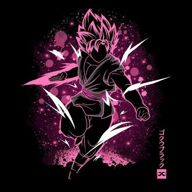 black goku | Dessin dbz, Anime chat noir, Personnages de ...