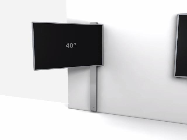 Wissmann Solution Art128 Tv Wandhalterung In 2020 Wohnzimmer Tv