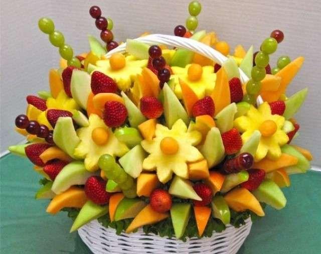 Decorazioni Buffet Frutta : Decorare la tavola per un buffet ricette pinterest frutta