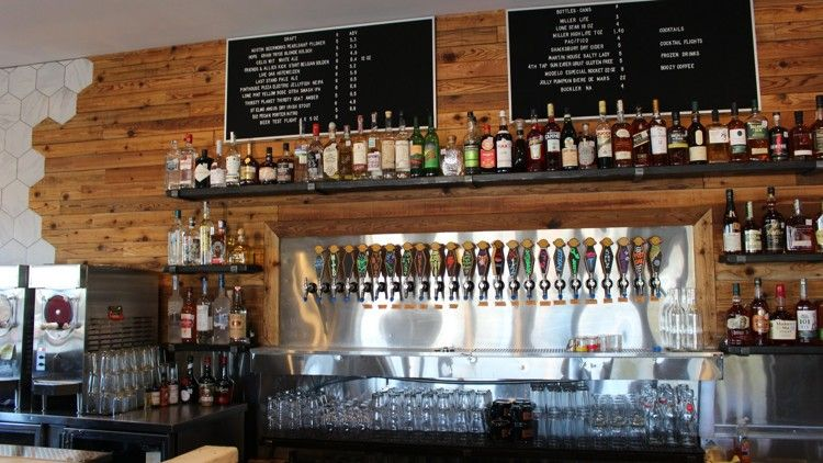 Coffee or booze? At South Austin's Cosmic, you can have