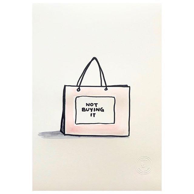 Most things really #notbuyingit #shopping #fastfashion #skeptical #doubt