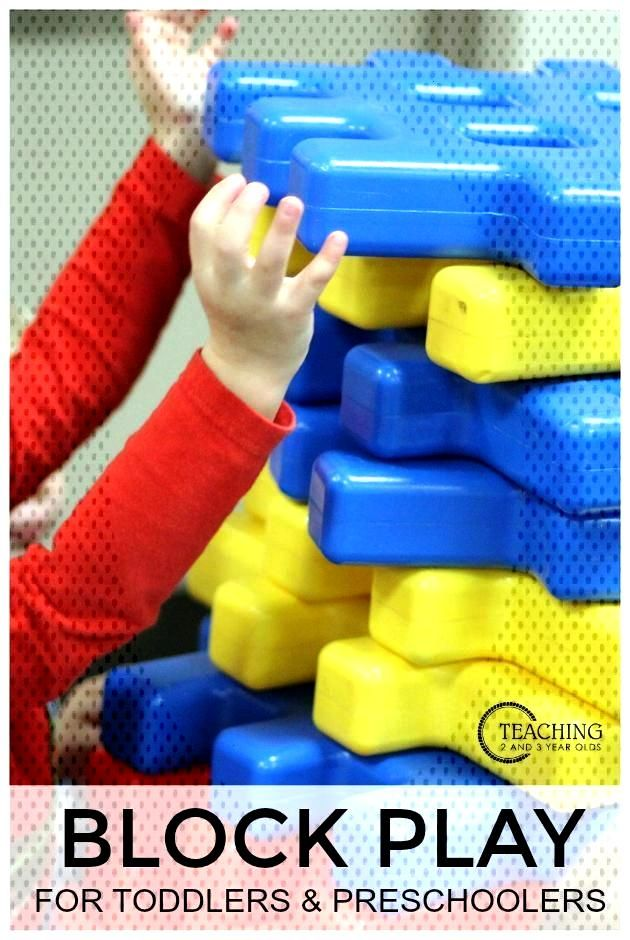 The Best Blocks Activities for Toddlers and Preschoolers Blocks activities might seem like simple p