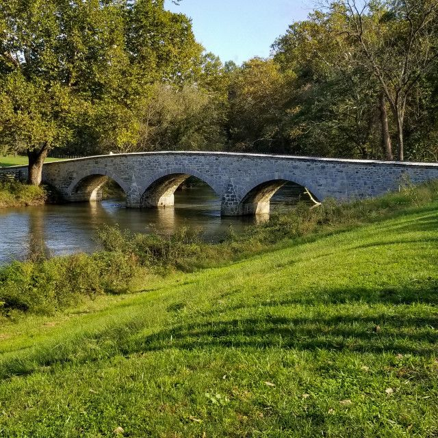 Burnside Bridge by Mark Galloway