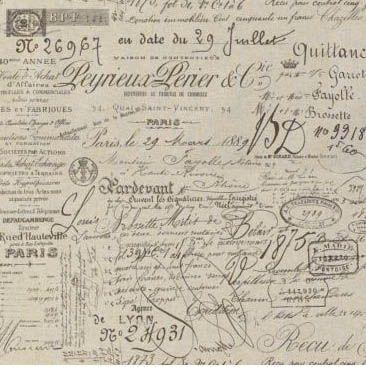 carta servilleta