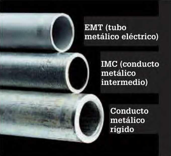 Instalaciones el ctricas residenciales tubos conduit - Tubo pvc electrico ...