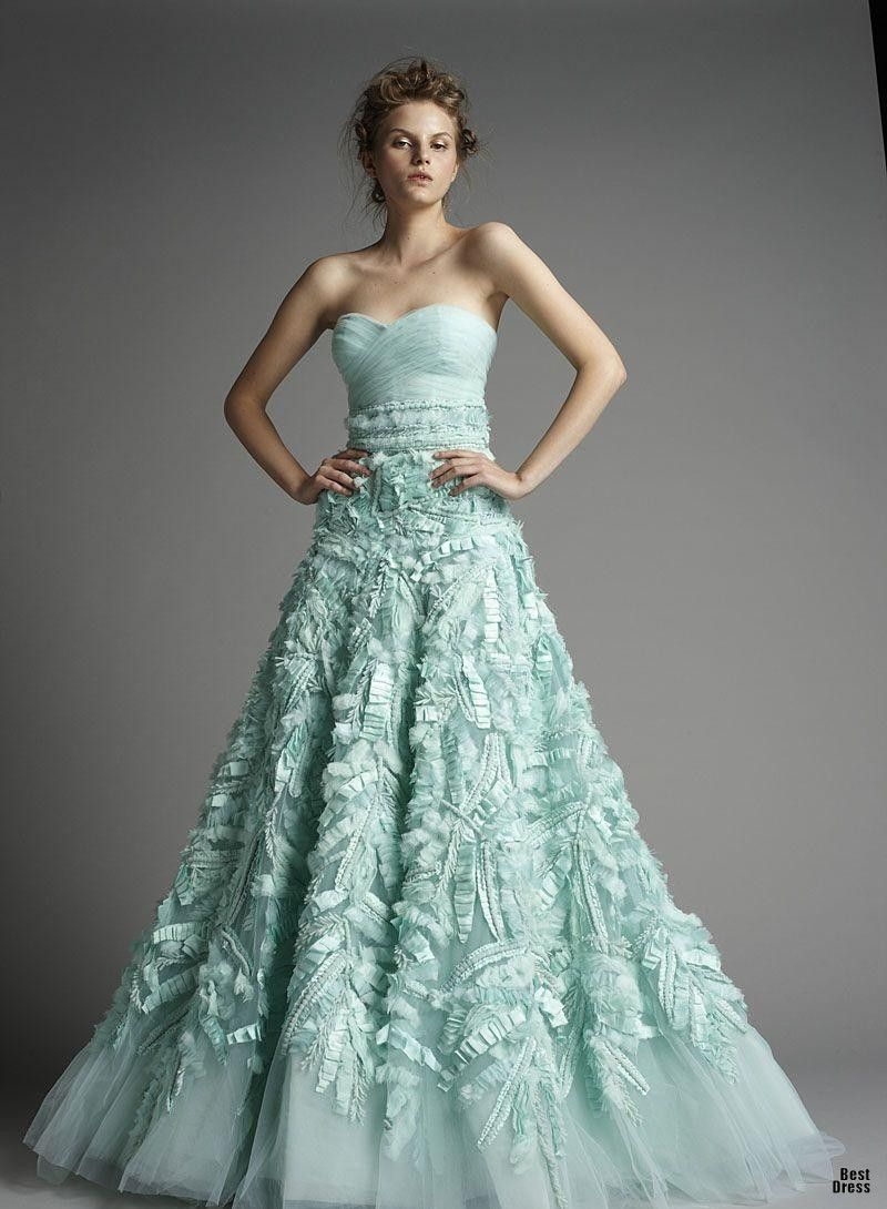 Zuhair Murad ready to wear Spring-Summer 2011 - beautiful color and ...