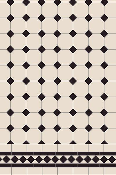 Harrogate Tile Pattern