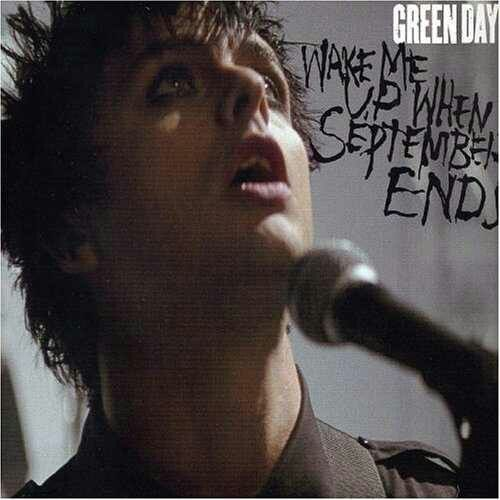 Here Comes The Rain Again Falling From The Stars Green Day Wake Me Up When September Ends 3 Here Comes The Rain Again Falling From The Stars Drenched In M Green Day Lyrics When September Ends Green Day