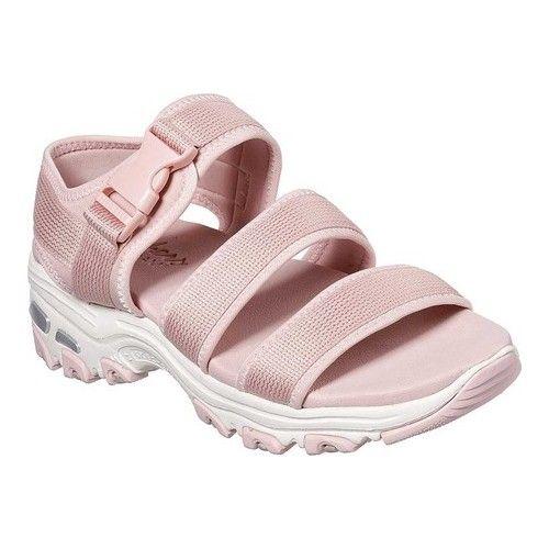 Skechers D'Lites Hindsight Sport Sandal