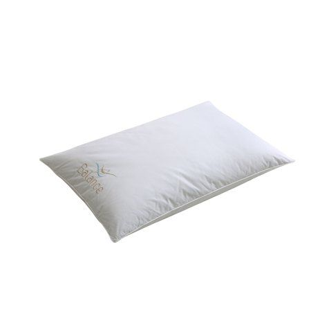 St. James Home Balance Bed Pillow Twin Pack, Memory Foam