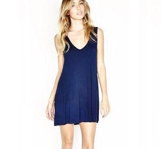 Lauren Moshi Sleeveless Dress #GuysNGals #Styleshack #LaurenMoshi