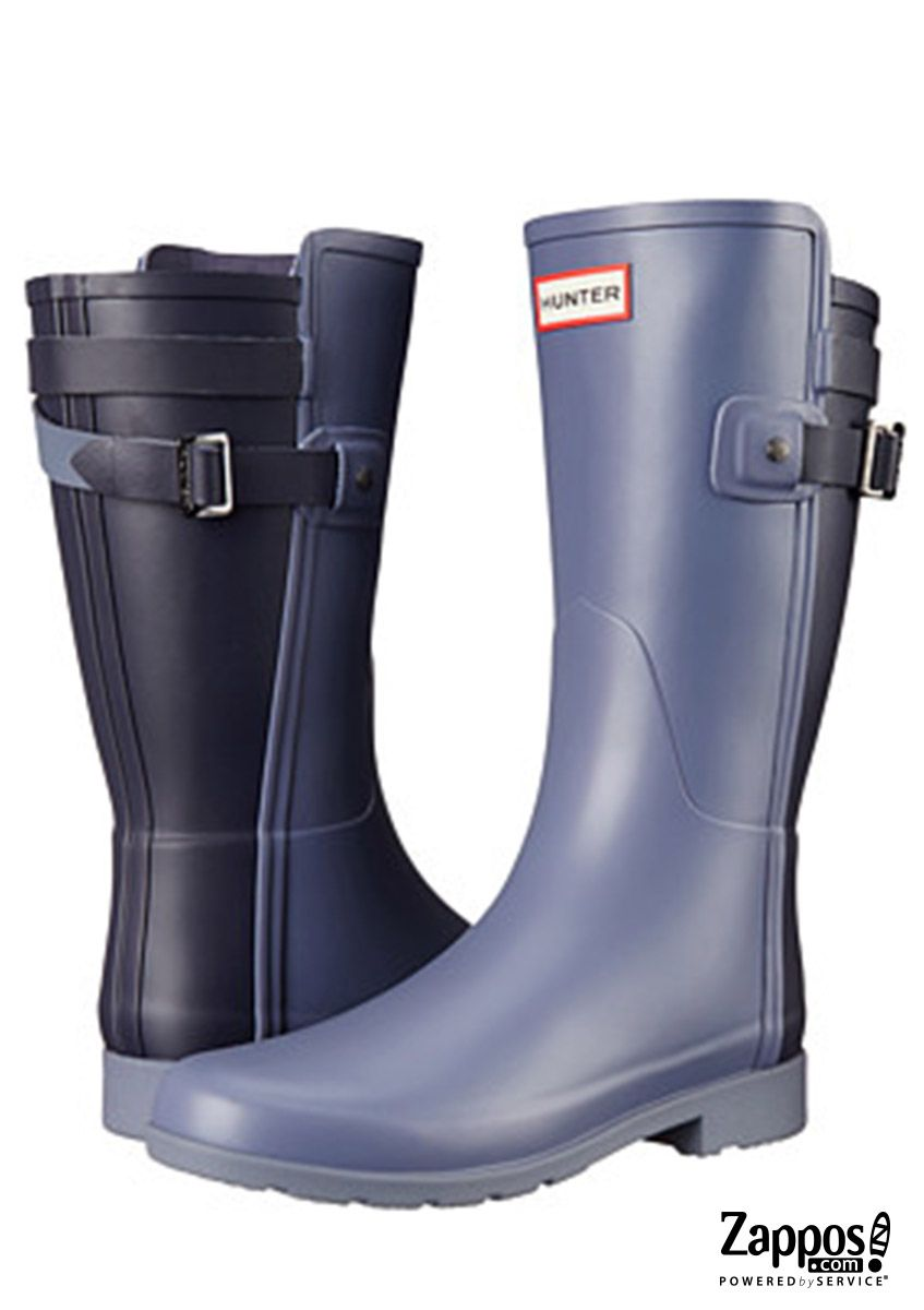 7ce831165f7 Let's face it! The classic Hunter rain boots never go out of style ...