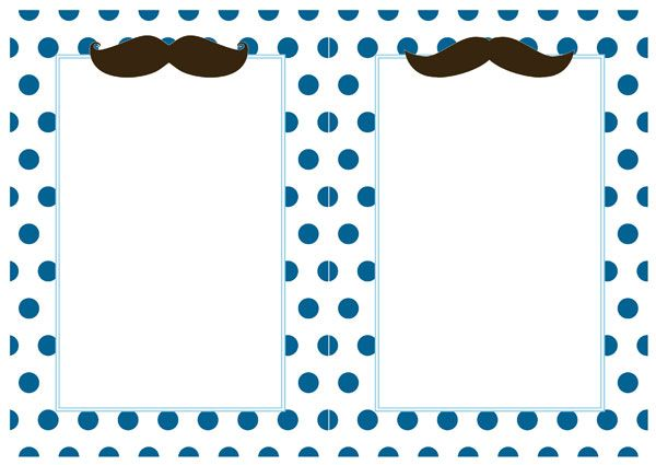 Free Mustache Party Printables   ... Man Baby Shower Continued...    Snickerplums Party Blog   Snickerplum