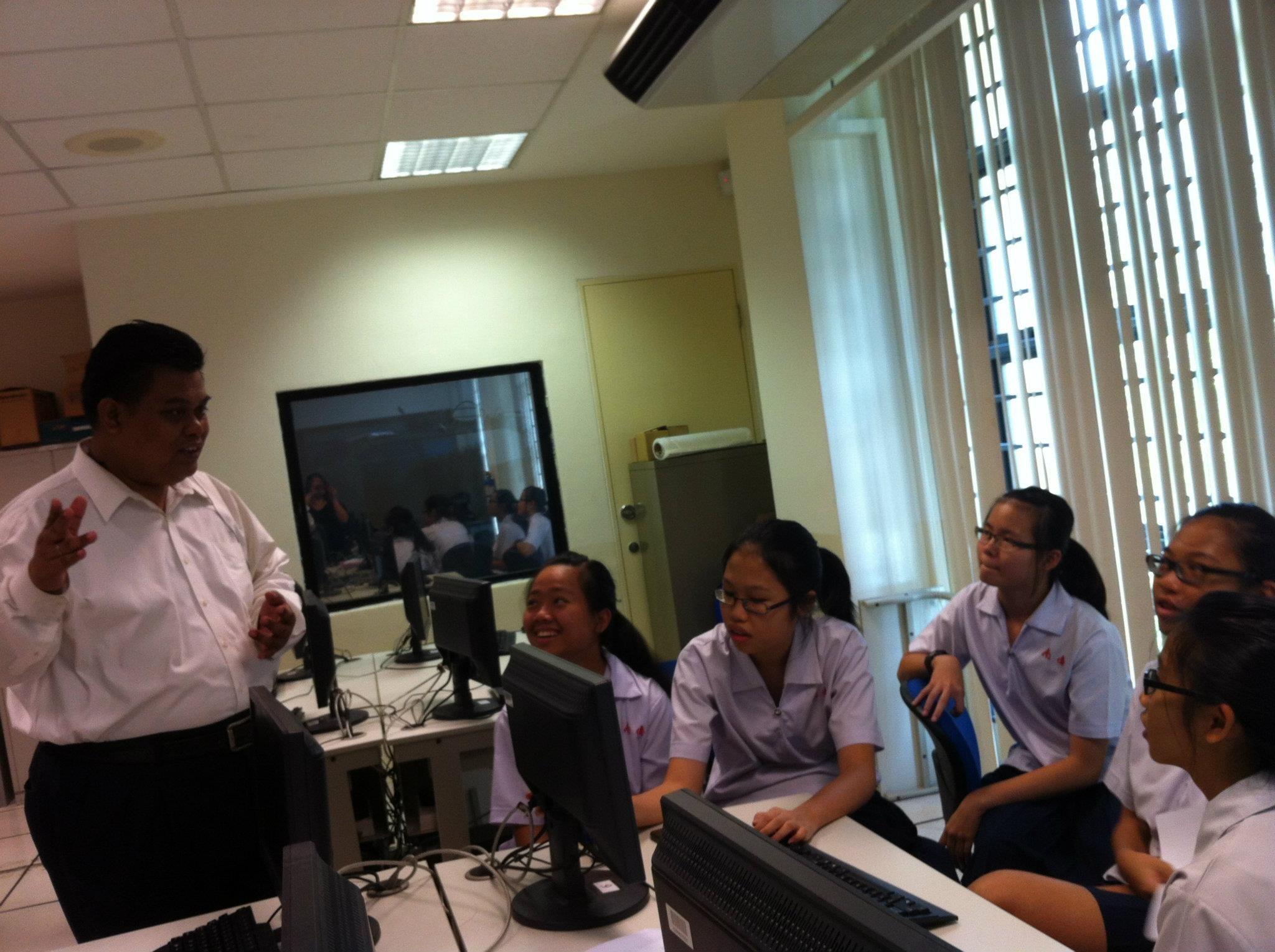 Teaching Teens On Presentation Skills