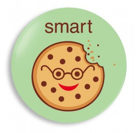 Jane Jenni Smart Cookie Plate - $12.95 - Super sweet Smart Cookie ...