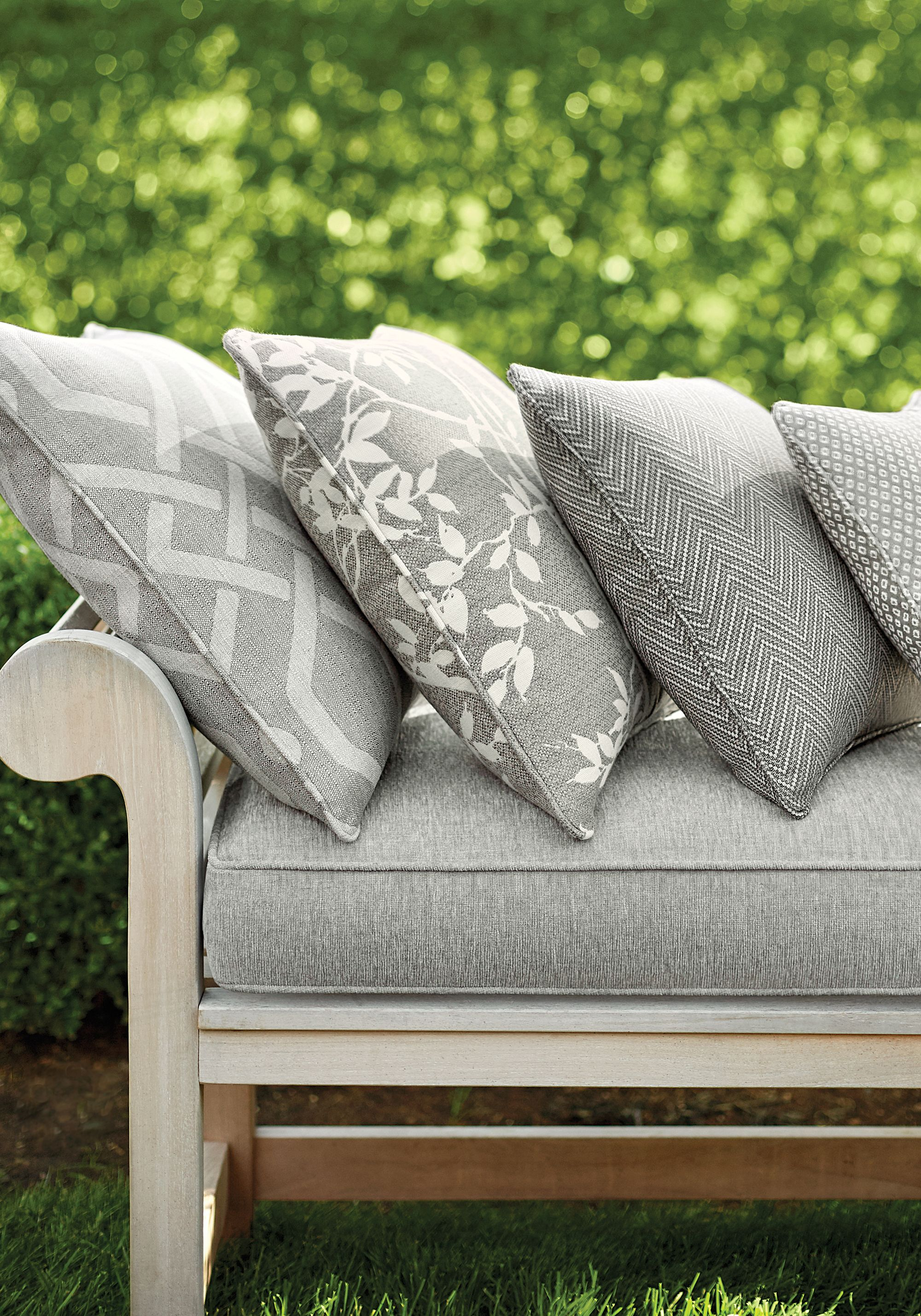 Thibaut Inspiration Grey Pillows From Portico Grey Pillows Pillows Thibaut