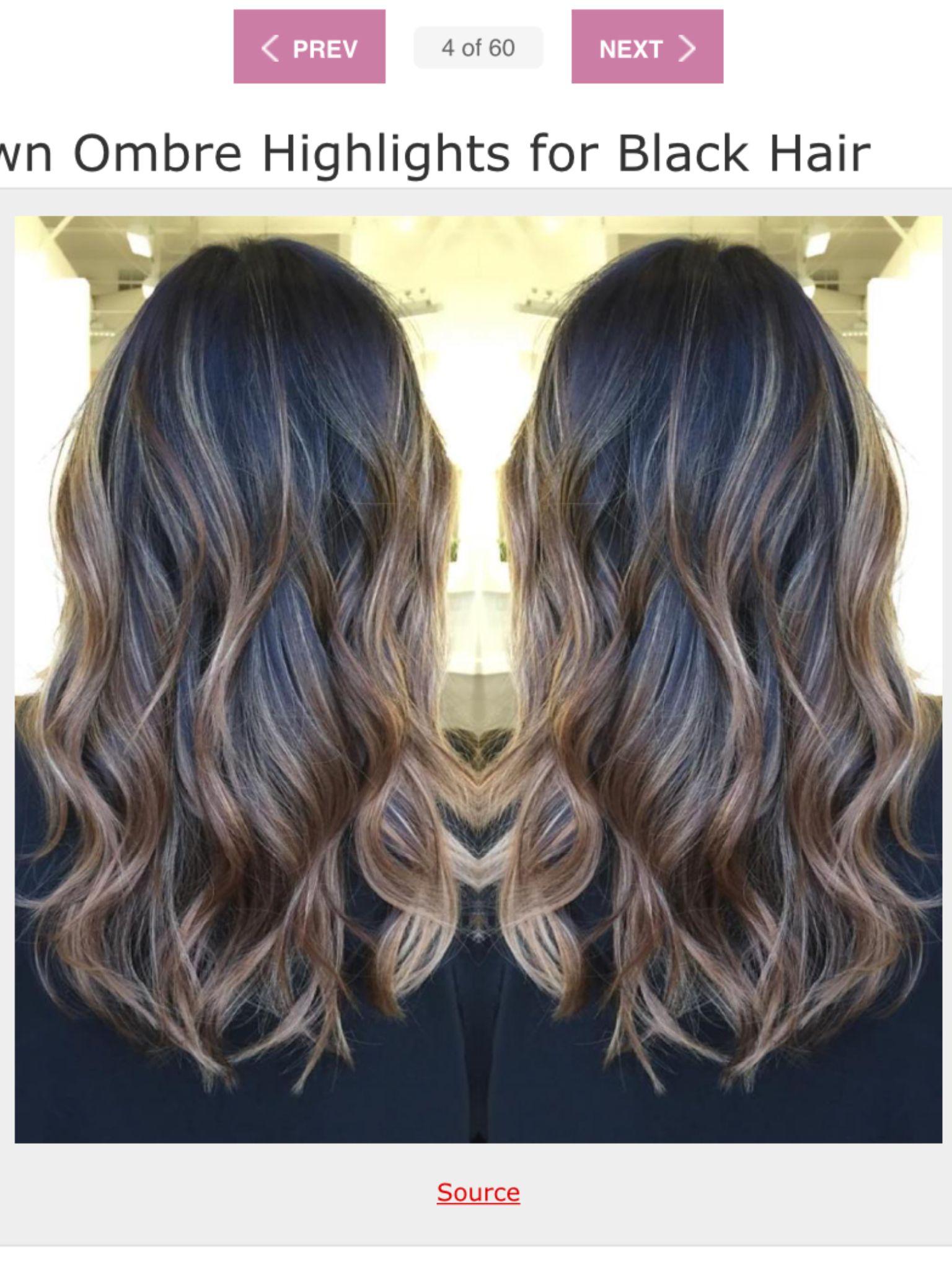 I like this hair Балаяж pinterest hair coloring hair style
