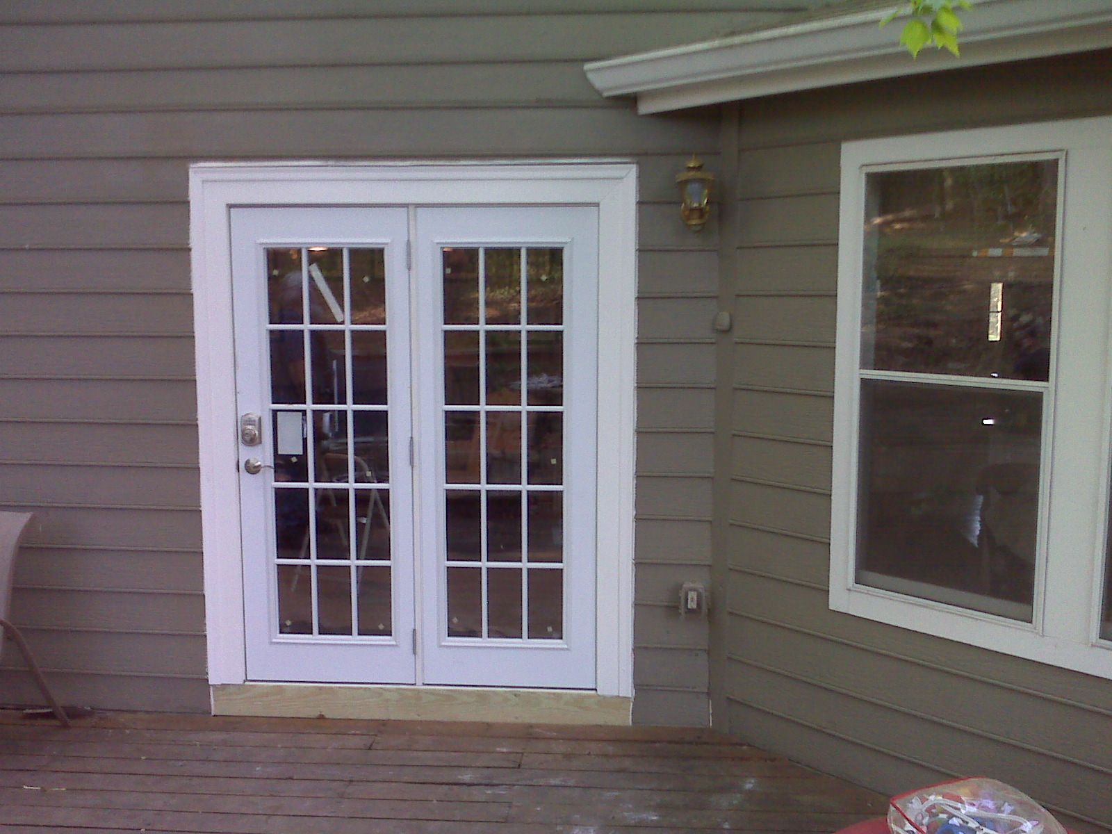 Patio Door Installation French Doors Exterior Installing French Doors French Doors