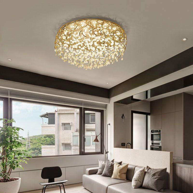 Usd 531 77 Nordic Minimalist Crystal Creative Living Room Lamp