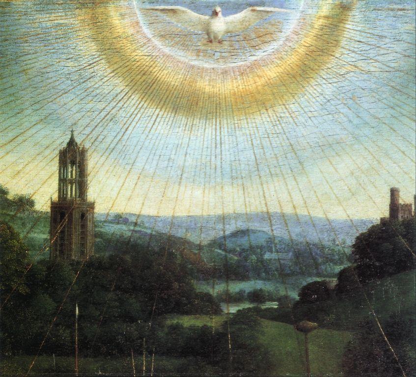 Jan van Eyck, Ghent Altarpiece