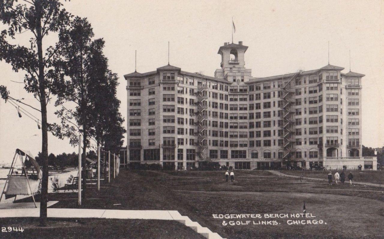 Edgewater Beach Hotel And Golf Links 5555 N Sheridan Just