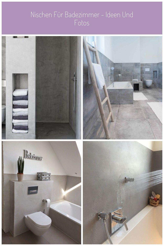 Image 49 Badezimmer Betonoptik Nischen Fur Badezimmer Ideen Und Fotos Neu Dekoration Stile Bathroom Bathtub