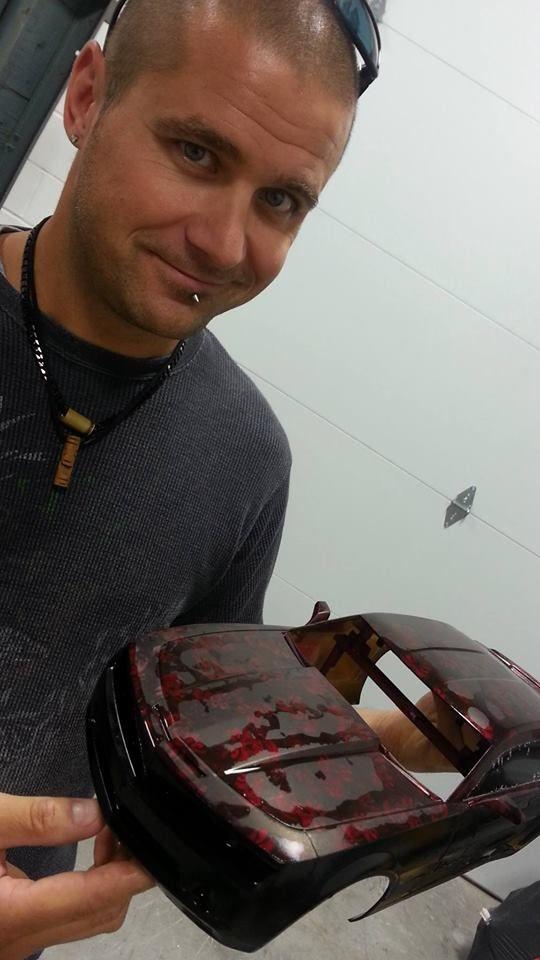 Rc Car Body Get Dipped Pinterest Rc Car Bodies