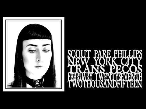 Scout Paré-Phillips - Trans Pecos 2015