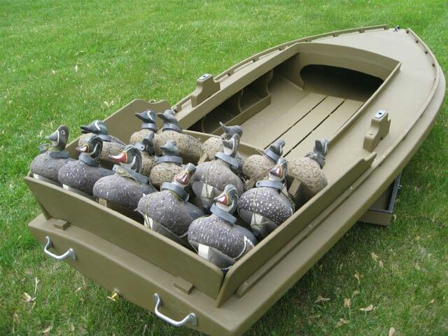 Sneak Boat | Duck Blinds | Pinterest | Boating, Duck boat and Boat ...