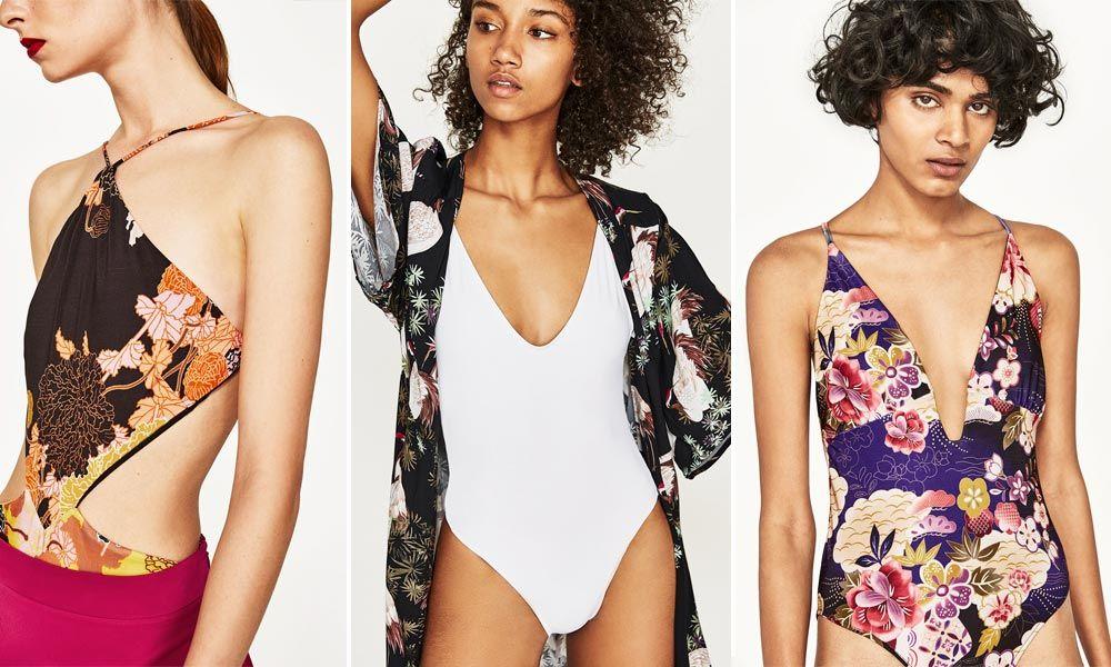 Costumi Zara 2018: intero Catalogo Moda Mare | Pinterest