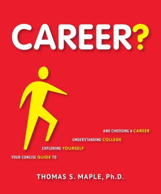 A Book Fit for Student Career Exploration College, Career - personal interests