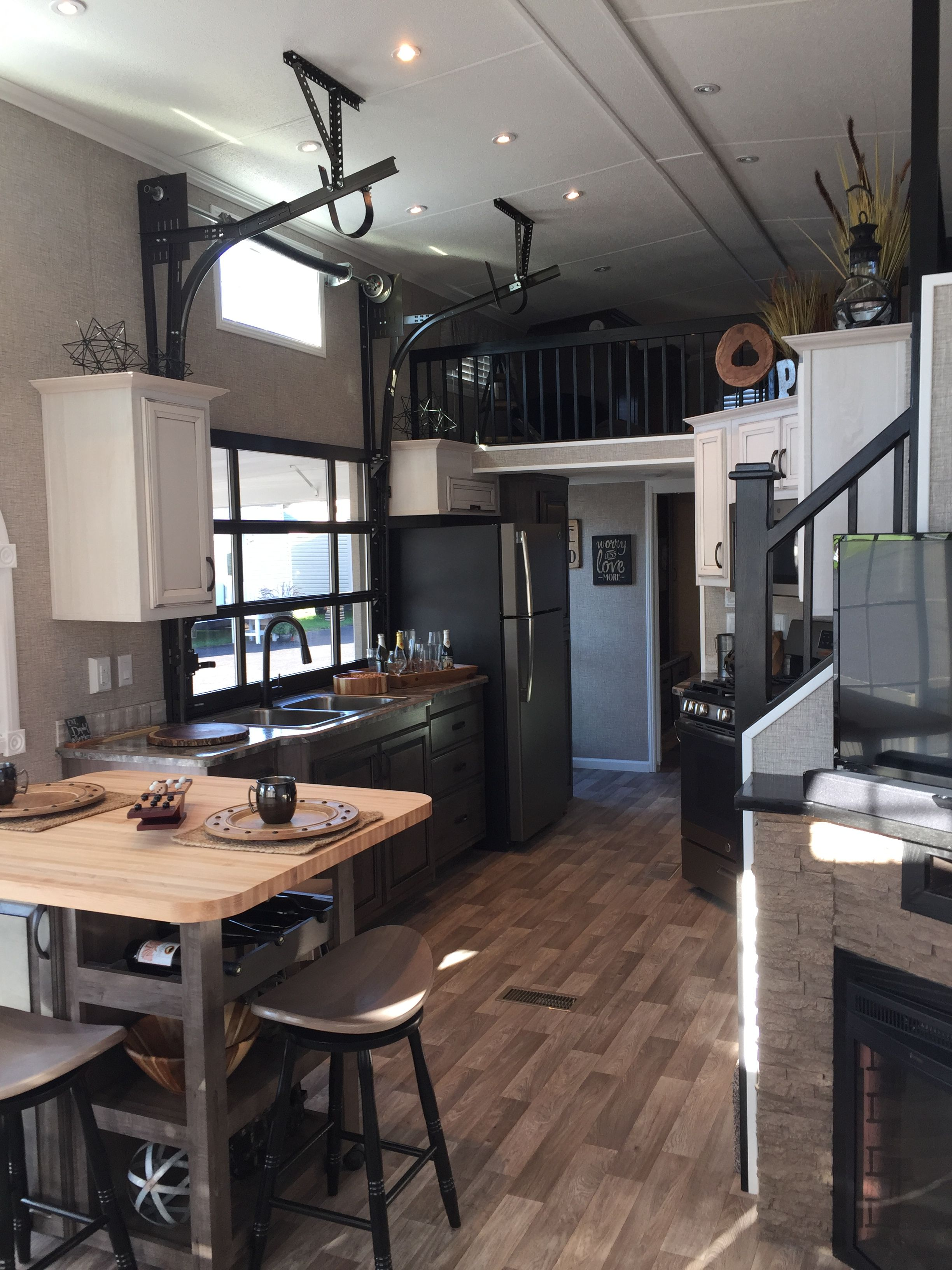Kropf Island Park Model Tiny House Living In 2019 - Year of