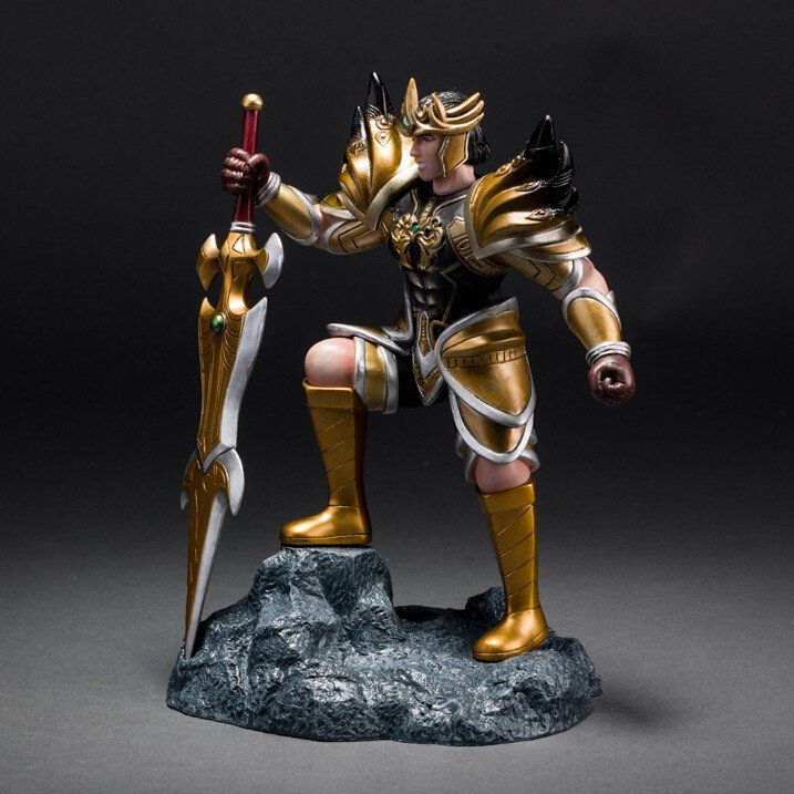 lol league of legends action figure jarvan iv the